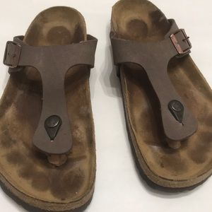 Birkenstock's Slipper Size 41 brown
